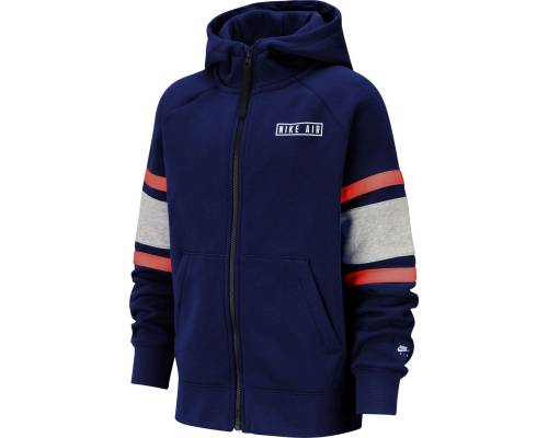 Veste Nike Air Bleu Junior