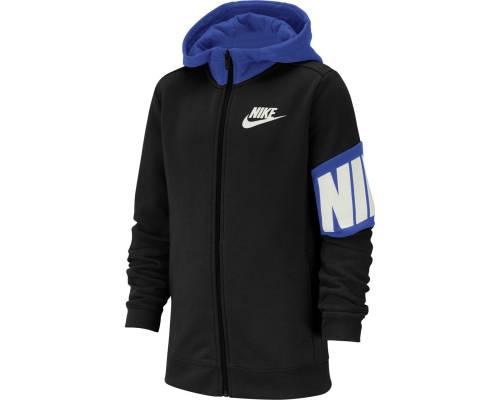 Veste Nike Sportswear Noir / Bleu Junior