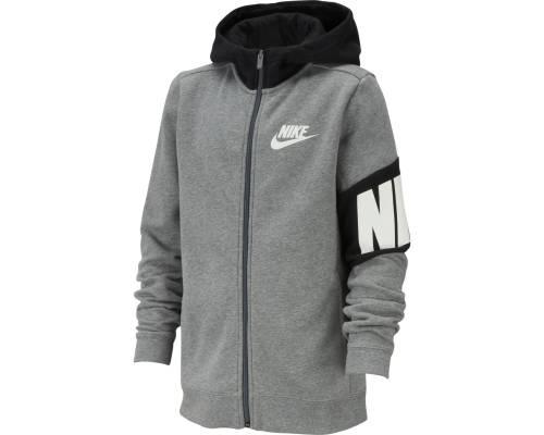 Veste Nike Sportswear Gris / Noir Junior