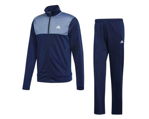 Survêtement Adidas Back2basics Marine / Bleu