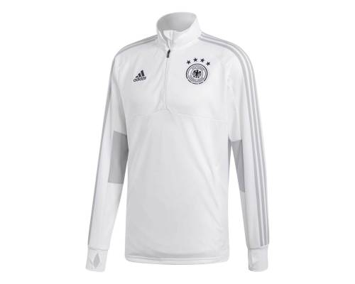 Training top Adidas Allemagne Blanc / Gris