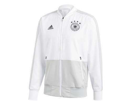 Veste Adidas Allemagne Presentation Blanc