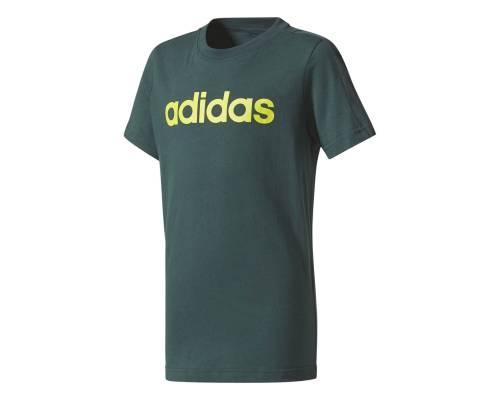 T-shirt Adidas Linear Vert