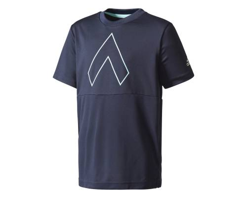 T-shirt Adidas Yb Ace Ocean