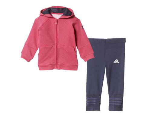 Survêtement Adidas Mini Me Girls Set Rose / Bleu