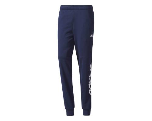 Pantalon Adidas Essentials Linear Tapered French Terry Marine