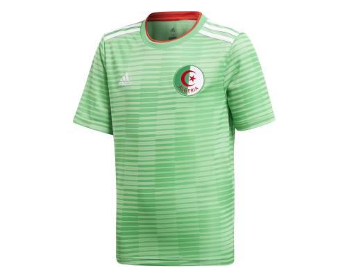Maillot Adidas Algerie Exterieur Vert
