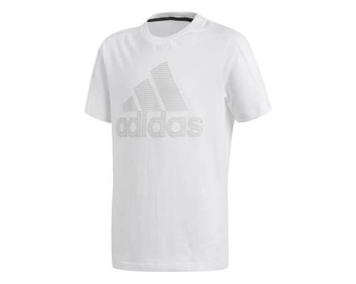 T-shirt Adidas Stadium Blanc