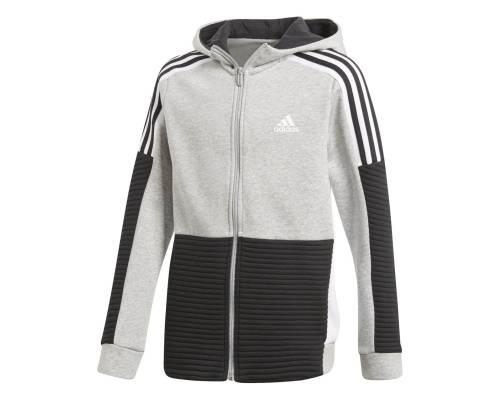 Veste Adidas Yb Sport Id Hd Gris / Noir