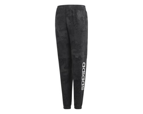 Pantalon Adidas Essentials Linear Gris