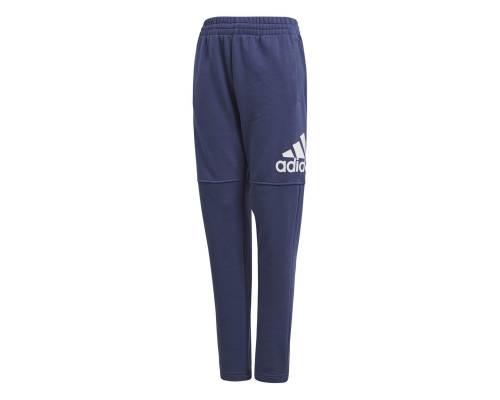 Pantalon Adidas Yb Logo Bleu