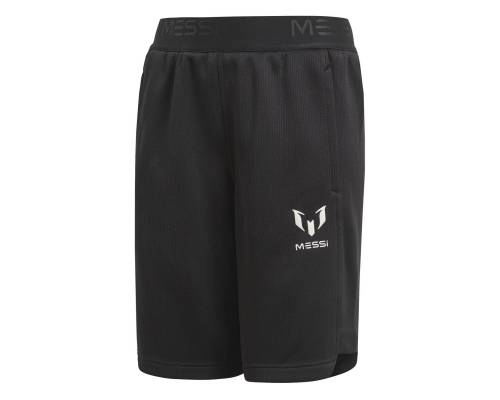 Short Adidas Messi Knit Noir