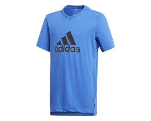 T-shirt Adidas Prime Logo Bleu