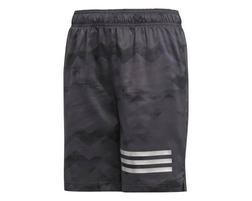Short Adidas Run Gris / Noir