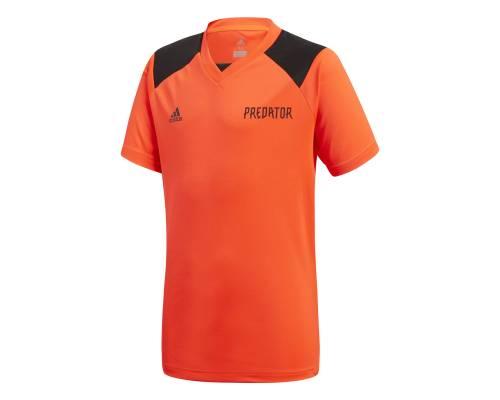 Maillot Adidas Predator Orange / Noir
