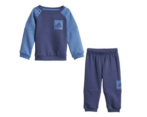 Survêtement Adidas Bb Sp Flc Jog Marine / Bleu