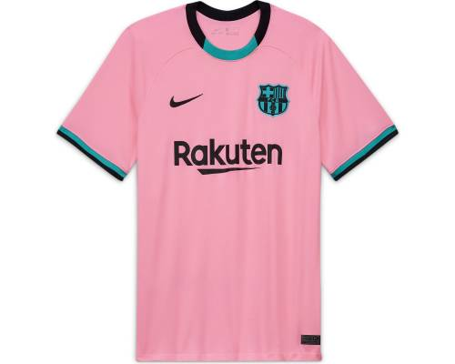 Maillot Nike Barcelone Third 2020-21 Rose
