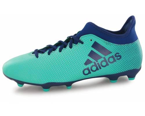 Adidas X 17.3 Fg Vert / Encre