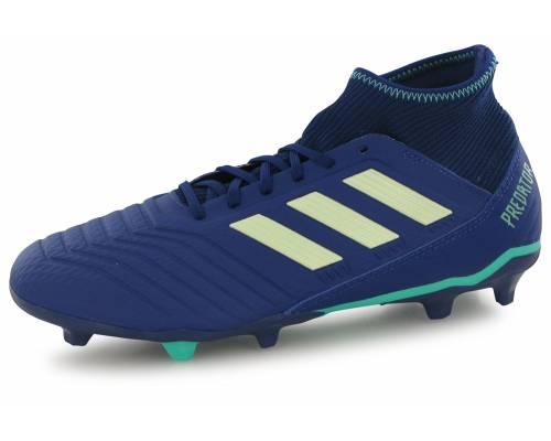 Adidas Predator 18.3 Fg Encre / Vert