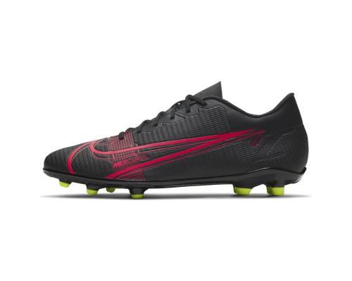 Nike Vapor 14 Club Fg/mg Noir / Rouge