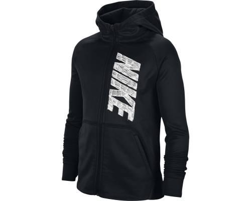 Veste Nike Thrma Noir Enfant