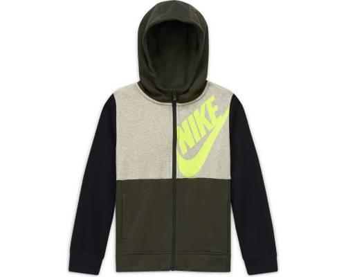 Veste Nike Sportswear Cargo Vert Kaki Enfant