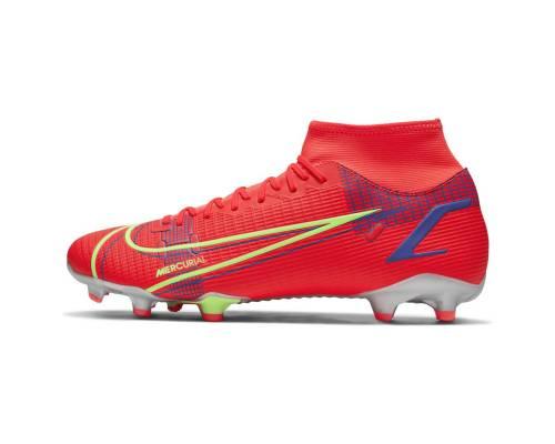 Nike Superfly 8 Academy Fg/mg Rouge / Jaune