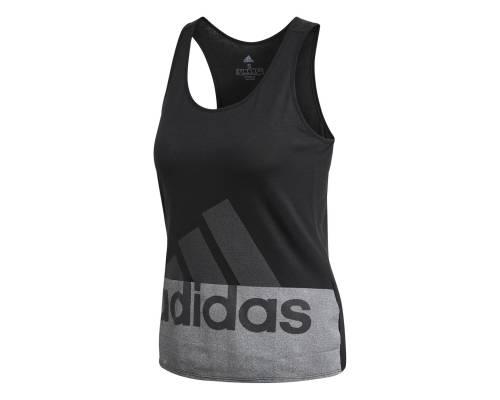 Débardeur Adidas Logo Noir