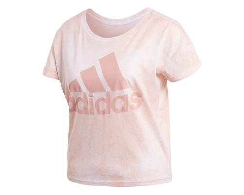 T-shirt Adidas Essentials Aop Rose