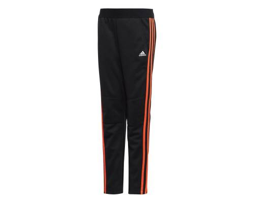 Pantalon Adidas Football 3-stripes Striker Noir / Orange