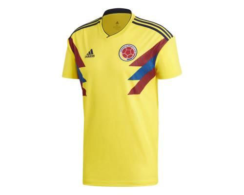 Maillot Adidas Colombie Domicile Jaune