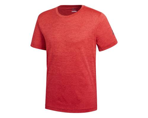 T-shirt Adidas Freelift Gradient Rouge