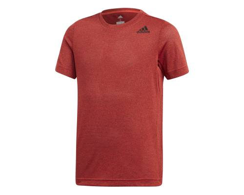 T-shirt Adidas Textured Rouge