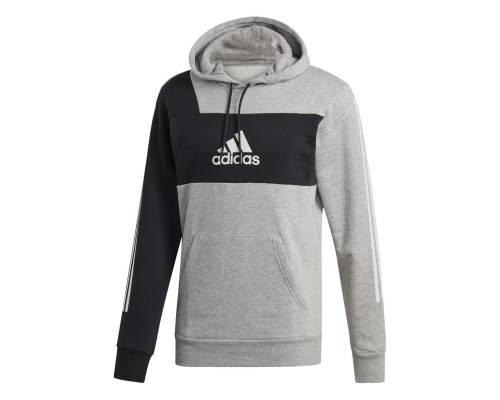 Sweat Adidas Sport Id Hoodie Gris / Noir