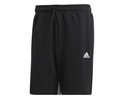 Short Adidas 3-sripes Noir