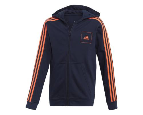 Veste Adidas Athletics Club Bleu / Orange Enfant