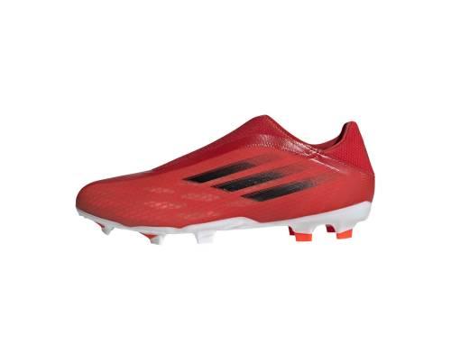 Adidas X Speedflow.3 Ll Fg Rouge / Noir