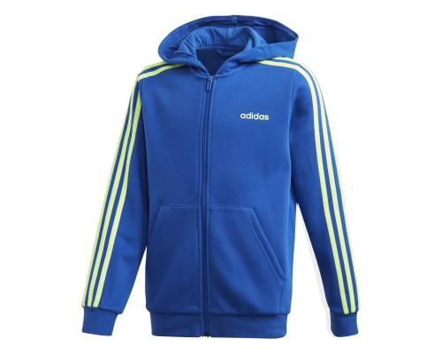Veste Adidas Essentials 3-stripes Bleu Enfant