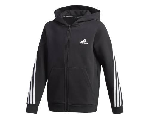 Veste Adidas 3-stripes Noir Enfant