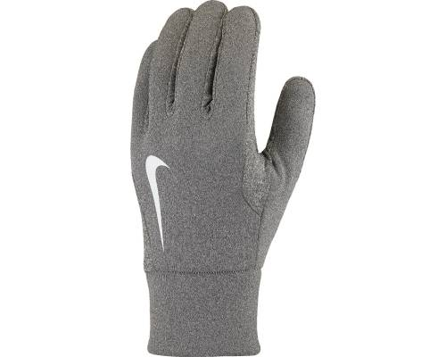 Gants Nike Hyperwarm Gris / Blanc