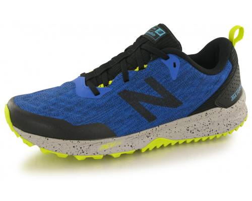 New Balance Nitrel All Terrain Bleu / Noir
