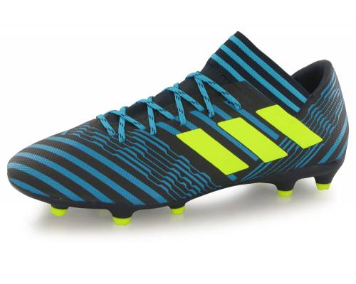 Adidas Nemeziz 17.3 Fg Ocean / Jaune