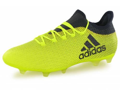 Adidas X 17.2 Fg Jaune / Noir