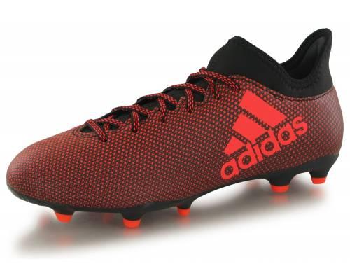 Adidas X 17.3 Fg Orange / Noir