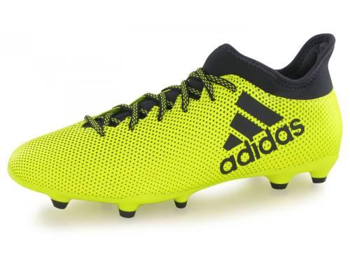 Adidas X 17.3 Fg Jaune / Noir