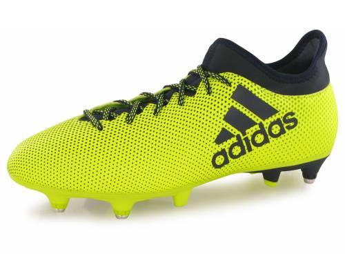 Adidas X 17.3 Sg Jaune / Noir