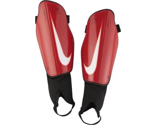 Protège tibias Nike Charge Grd Rouge / Noir