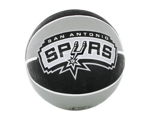 Ballon Spalding Ballon Nba Team San Antonio Spurs T7