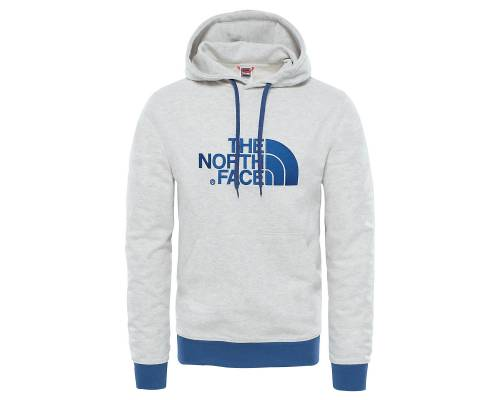 Sweat The North Face Lite Drew Peak Blanc / Gris / Bleu