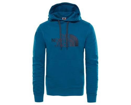 Sweat The North Face Lite Drew Peak Bleu Corail